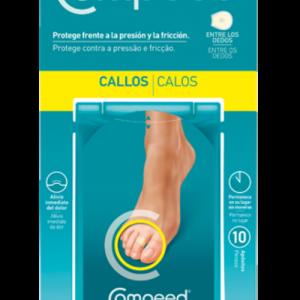 COMPEED CALLOS PROTECCIÓN DEDOS. 10 apósitos.