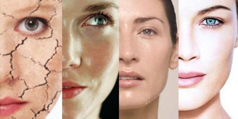 ¿Cómo identificar tu tipo de piel?