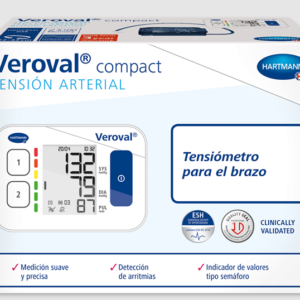 HARTMANN TENSIÓMETRO DE BRAZO VEROVAL COMPACT