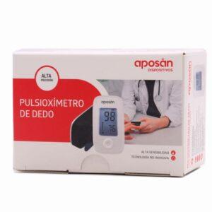 APOSÁN Pulsioxímetro de Dedo – alta sensibilidad