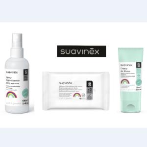 SUAVINEX Pack Desinfectante e Hidratante